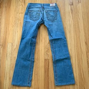 True Religion Johnny Big T Jeans